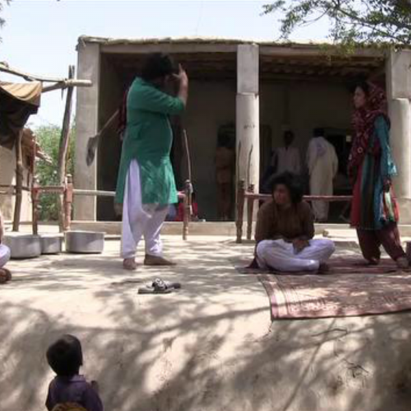 Women Under Siege: Nauntanki: Traditional Theatre and Floods