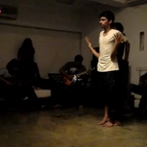 Women Under Siege: NITRAAL MUSIC & DANCE REHEARSALS